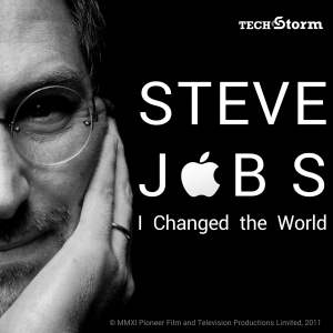 Steve Jobs: I Changed The World