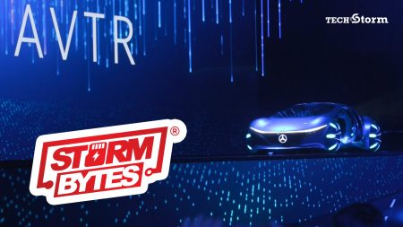 CES 2020 – Mercedes AVTR