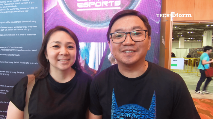 TechStorm Fans invited to SG Comic Con