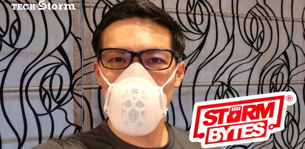 Storm Bytes – Gill Mask