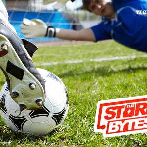 Storm Bytes – Smart Soccer Ball