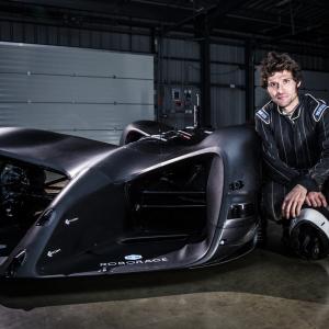 Guy Martin Vs The Robot Car