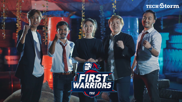 First Warriors Talent Search