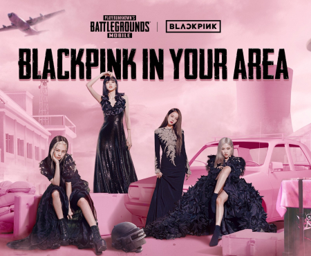Blackpink's character IDs in PUBG Mobile revealed