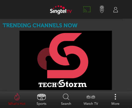 TechStorm – 360 Asian Esports and tech-centric entertainment channel launches on Singtel TV