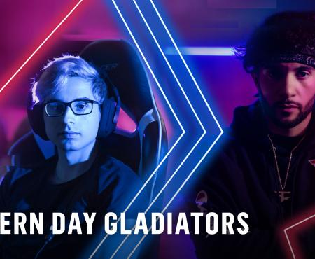 Modern Day Gladiators