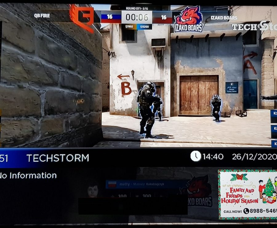TechStorm Brings 24/7 Esports, Gaming and Tech Entertainment to Cablelink in Philippines  Ahead of the New Year