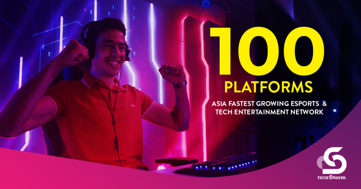 100 Platform Partners, Nine Countries, 22 Months: TechStorm Grows at Meteoric Speed as it Closes Series A Fund Raising