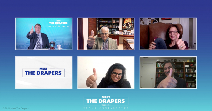 TechStorm Strikes Exclusive Partnership Deal with American Billionaire Timothy Draper's Meet The Drapers Show