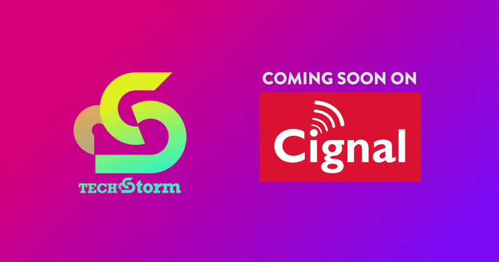 TECHSTORM EXPANDS DISTRIBUTION                                                                                                     TO CIGNAL'S CROWN JEWEL: DIRECT-TO-HOME (DTH),                                            ADDING THREE MILLION SUBSCRIBERS NATIONWIDE