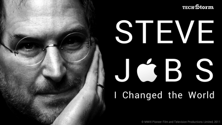 Steve Jobs: I Changed The World