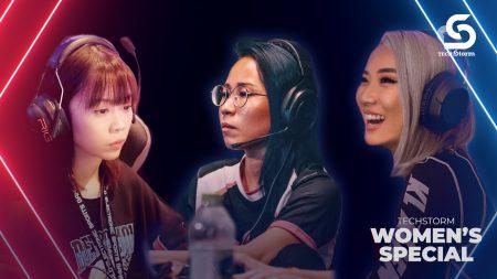 Play Like A Girl: Meet the women in Esports