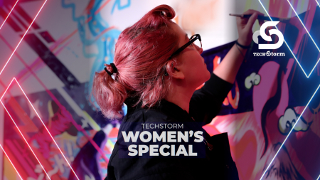 TechStorm Women's Specials – #GirlUp Kristal Melson