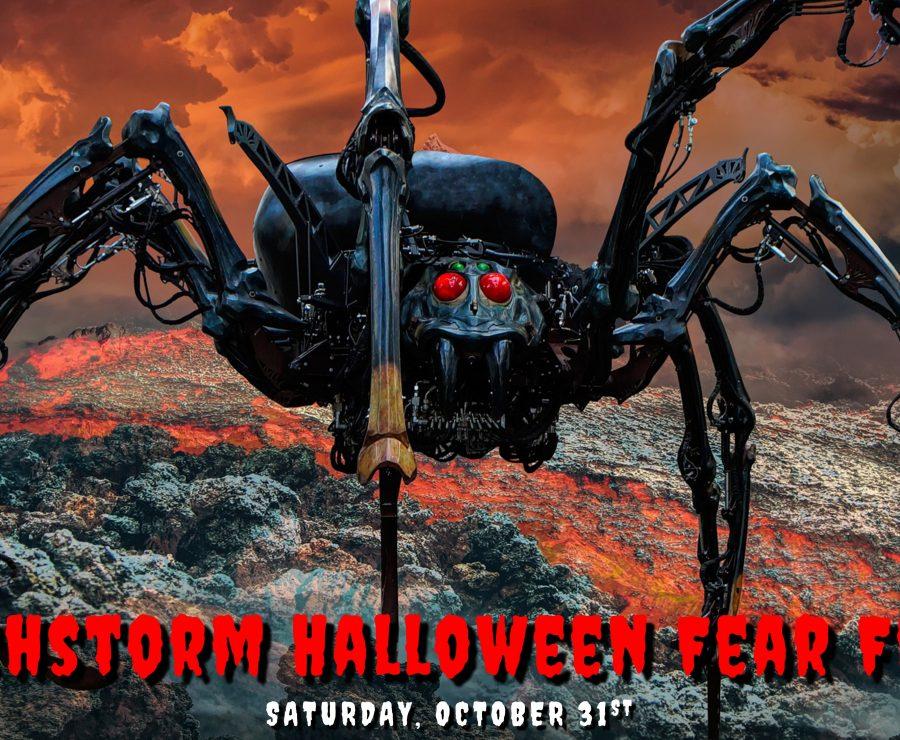 TechStorm Halloween Fearfest