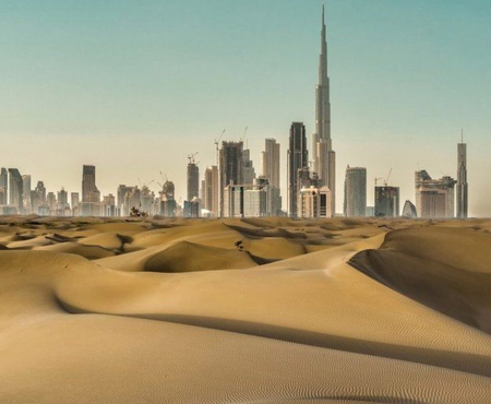 Environmental Tech: Cutting Edge Technology That's Enhancing Rain In The UAE