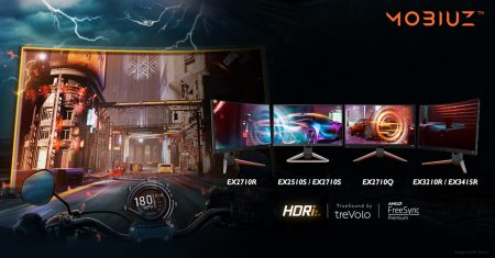 BenQ Announces MOBIUZ Gaming Monitors For Singapore's Growing Video Gaming Market