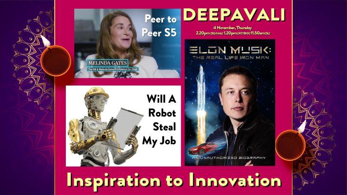 TechStorm Deepavali – Ispirational to Innovation