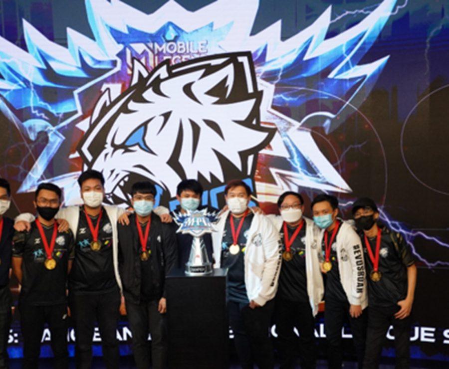 EVOS SG Emerges As Defending Champions At MPL Season 2