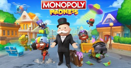MONOPOLY Madness Brings The Monopoly Experience Into The Arena